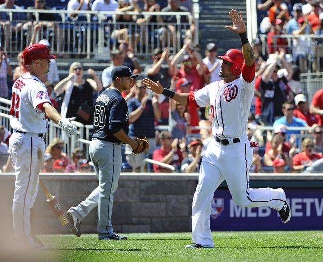 Atlanta Braves vs. Washington Nationals - 9/29/15 MLB Pick, Odds, and Prediction