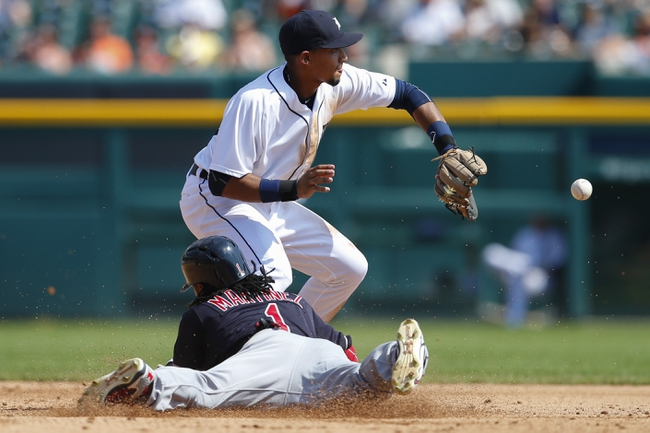 Cleveland Indians vs. Detroit Tigers - 9/10/15 MLB Pick, Odds, and Prediction