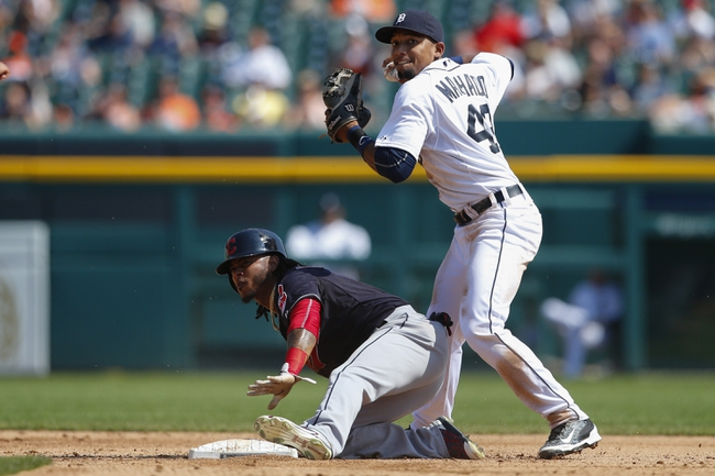 Tigers vs. Indians - 4/23/16 MLB Pick, Odds, and Prediction
