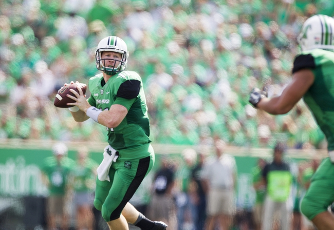 Kent State Golden Flashes vs. Marshall Thundering Herd - 9/26/15 College Football Pick, Odds, and Prediction