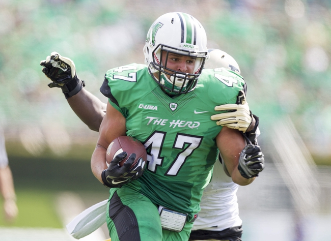 Charlotte vs. Marshall - 10/31/15 College Football Pick, Odds, and Prediction