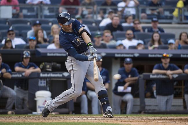 Tampa Bay Rays vs. New York Yankees - 9/14/15 MLB Pick, Odds, and Prediction