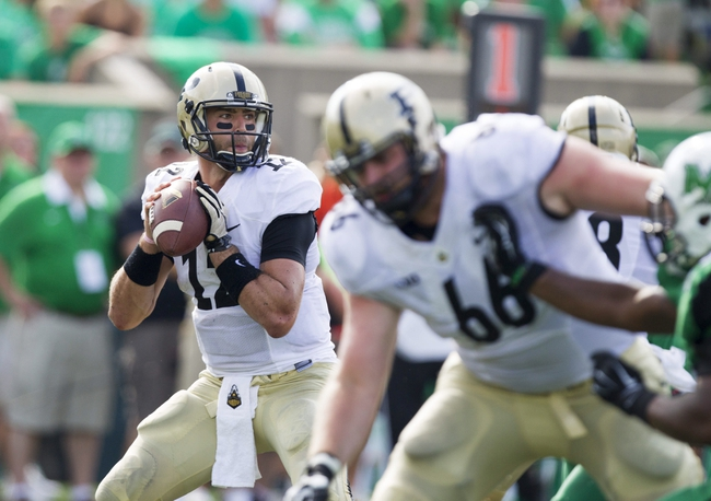 Bowling Green Falcons vs. Purdue Boilermakers - 9/26/15 College Football Pick, Odds, and Prediction