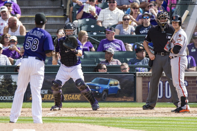 San Francisco Giants vs. Colorado Rockies - 10/2/15 MLB Pick, Odds, and Prediction