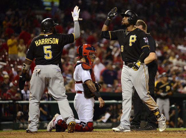 Pittsburgh Pirates vs. St. Louis Cardinals - 9/28/15 MLB Pick, Odds, and Prediction