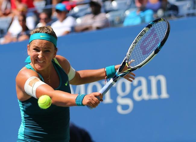 Victoria Azarenka vs. Simona Halep 2015 Quarterfinal US Open Pick, Odds, Prediction