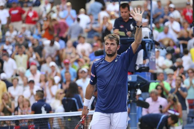 Stan Wawrinka vs. Kevin Anderson 2015 Quarterfinal US Open Pick, Odds, Prediction