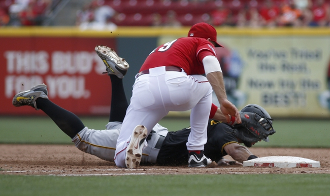 Cincinnati Reds vs. Pittsburgh Pirates - 9/8/15 MLB Pick, Odds, and Prediction