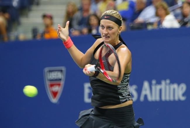 Petra Kvitova vs. Flavia Pennetta 2015 Quarterfinal US Open Pick, Odds, Prediction