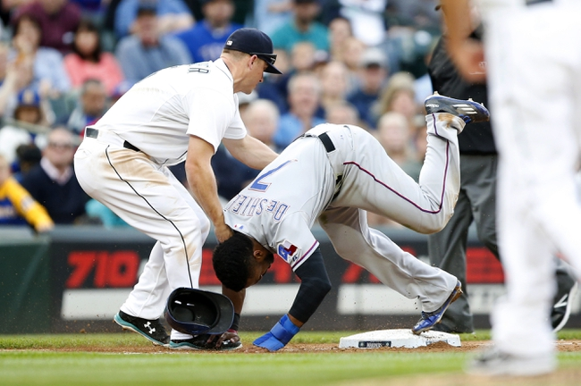 Mariners vs. Rangers - 9/8/15 MLB Pick, Odds, and Prediction