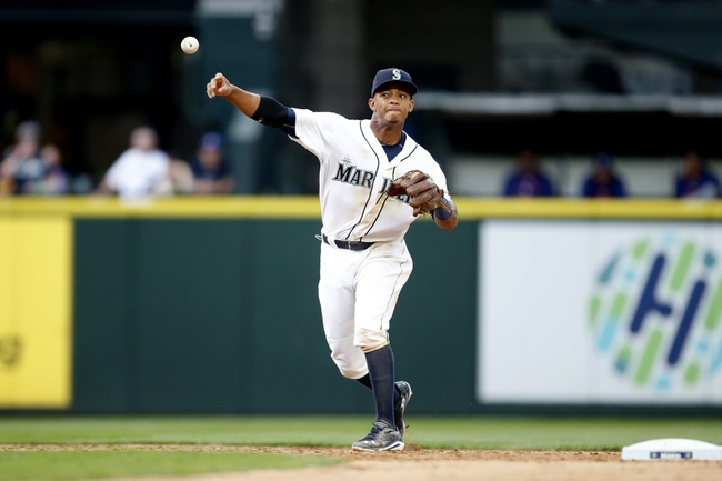 Seattle Mariners vs. Texas Rangers - 9/8/15 MLB Pick, Odds, and Prediction