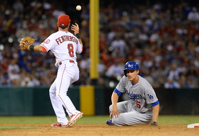 Los Angeles Angels vs. Los Angeles Dodgers - 9/8/15 MLB Pick, Odds, and Prediction