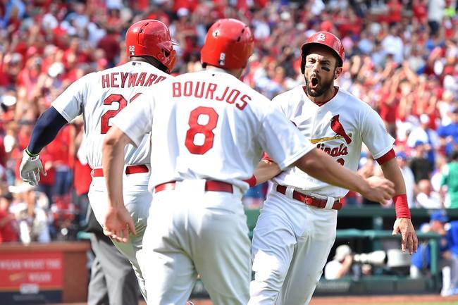 Cubs vs. Cardinals - 9/18/15 MLB Pick, Odds, and Prediction