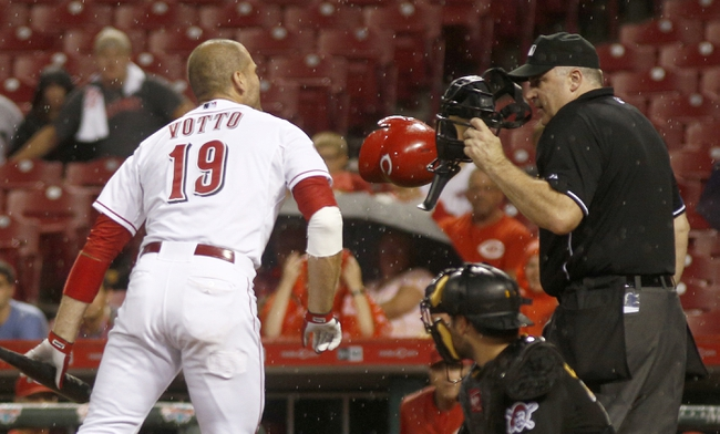 Pirates vs. Reds - 10/2/15 MLB Pick, Odds, and Prediction