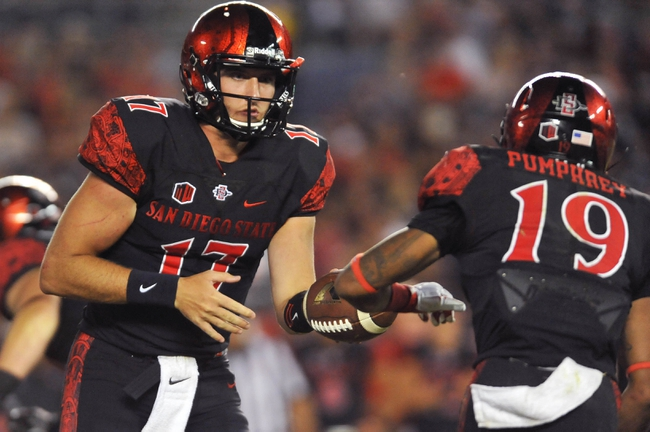 San Diego State Aztecs vs. South Alabama Jaguars - 9/19/15 College Football Pick, Odds, and Prediction