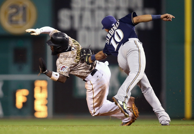 Pirates vs. Brewers - 9/11/15 MLB Pick, Odds, and Prediction