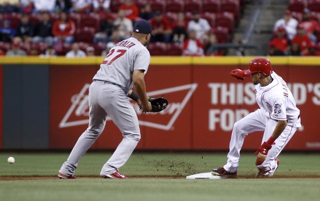 Cincinnati Reds vs. St. Louis Cardinals - 9/13/15 MLB Pick, Odds, and Prediction