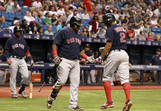 Rays vs. Red Sox - 9/12/15 MLB Pick, Odds, and Prediction