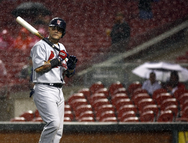 Reds vs. Cardinals - 9/12/15 MLB Pick, Odds, and Prediction