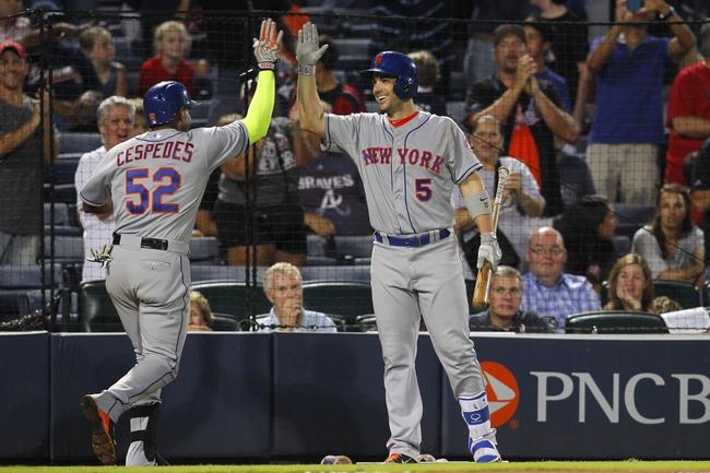 Atlanta Braves vs. New York Mets - 9/12/15 MLB Pick, Odds, and Prediction