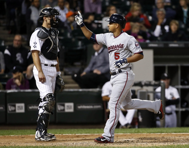 Chicago White Sox vs. Minnesota Twins - 9/12/15 MLB Pick, Odds, and Prediction