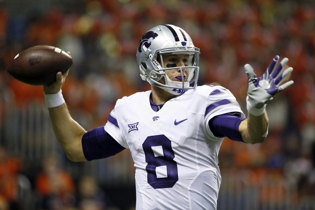 Kansas State vs. Louisiana Tech - 9/19/15 College Football Pick, Odds, and Prediction