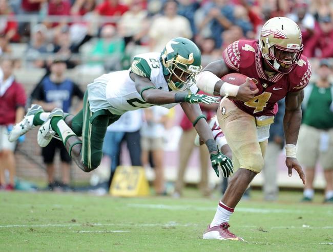 Boston College Eagles vs. Florida State Seminoles - 9/18/15 College Football Pick, Odds, and Prediction