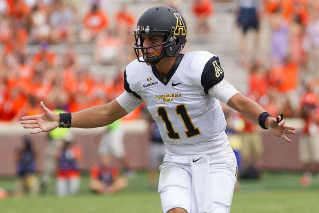 Arkansas State at Appalachian State - 11/5/15 College Football Pick, Odds, and Prediction