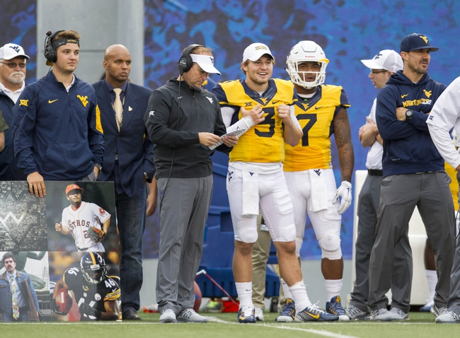 West Virginia vs. Maryland - 9/26/15 College Football Pick, Odds, and Prediction