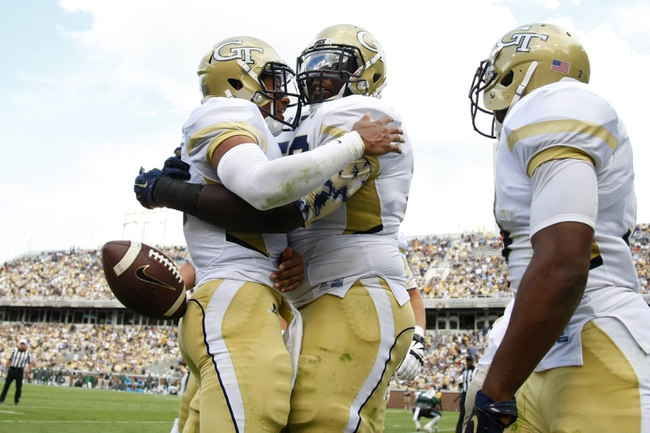 Notre Dame Fighting Irish vs. Georgia Tech Yellow Jackets - 9/19/15 College Football Pick, Odds, and Prediction
