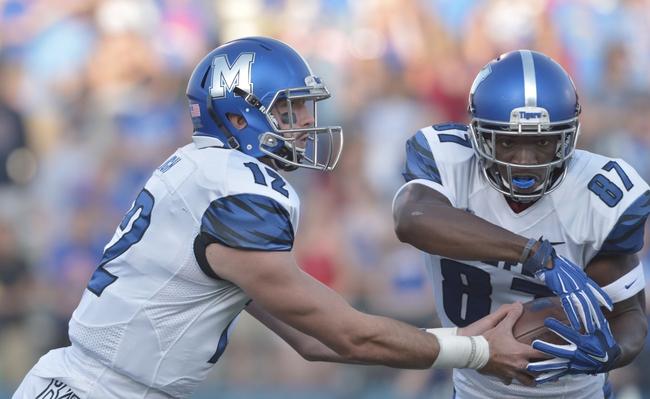Cincinnati at Memphis - 9/24/15 College Football Pick, Odds, and Prediction