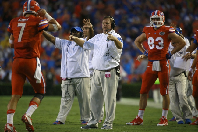 Tennessee at Florida - 9/26/15 College Football Pick, Odds, and Prediction