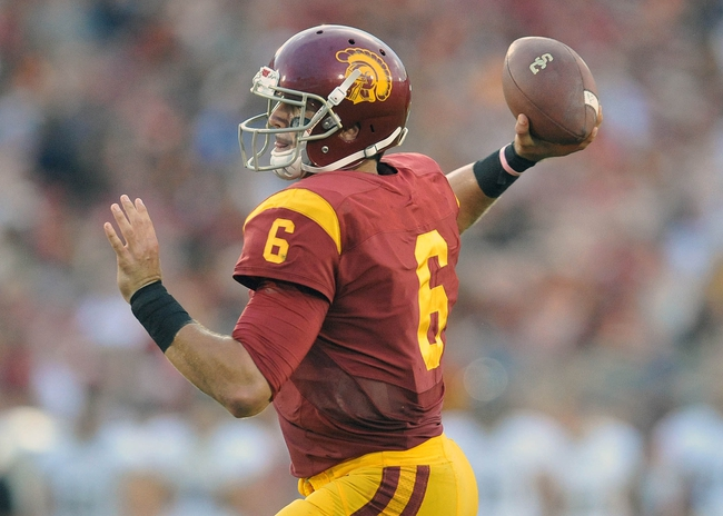 Stanford at USC - 9/19/15 College Football Pick, Odds, and Prediction