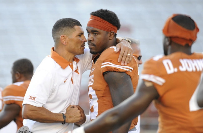 Texas vs. California - 9/19/15 College Football Pick, Odds, and Prediction