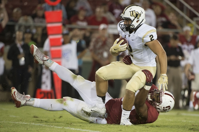 Temple Owls vs. Central Florida Knights - 10/17/15 College Football Pick, Odds, and Prediction