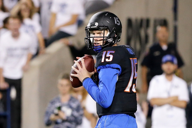 Idaho State at Boise State - 9/18/15 College Football Pick, Odds, and Prediction