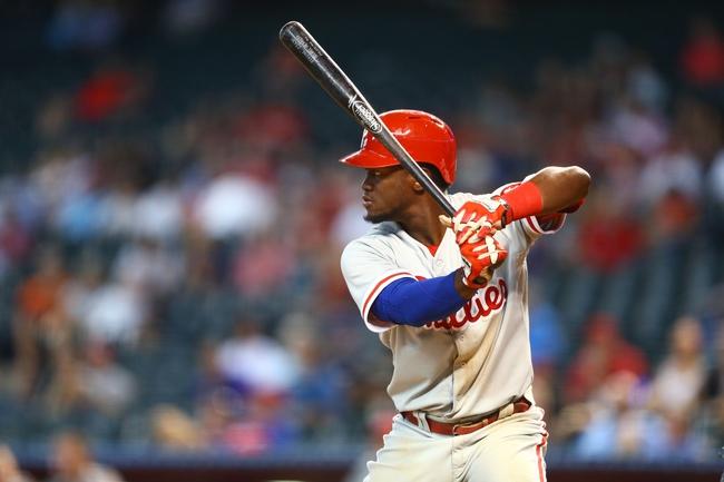 Phillies vs. Diamondbacks - 6/18/16 MLB Pick, Odds, and Prediction