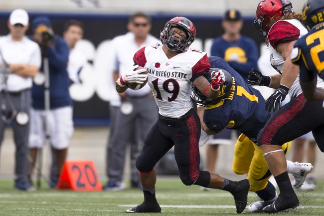San Diego State vs. California - 9/10/16 College Football Pick, Odds, and Prediction