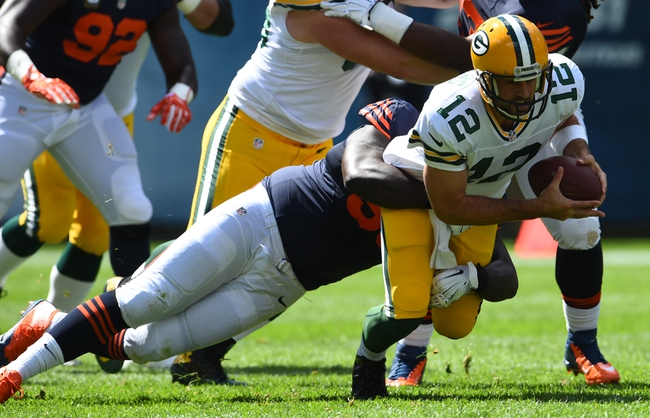 Fantasy Football 2015: Bears at Packers Week 12 Preview