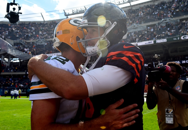 Packers vs. Bears - 11/26/15 NFL Pick, Odds, and Prediction