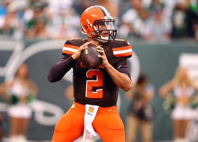 Browns vs. Titans - 9/20/15 NFL Pick, Odds, and Prediction