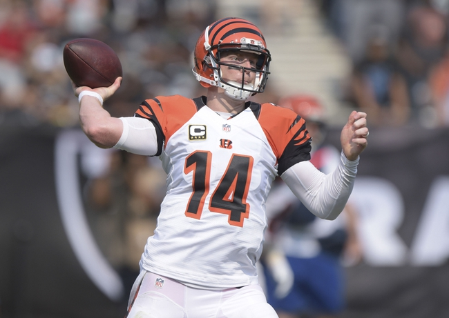 Bengals vs. Chargers - 9/20/15 NFL Pick, Odds, and Prediction