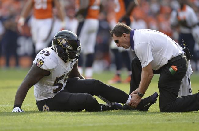 Top Ten Worst 2015 NFL Week 1 Injuries