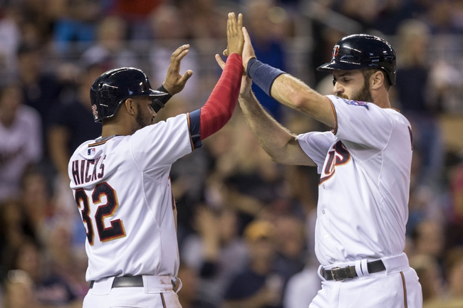 Minnesota Twins vs. Detroit Tigers - 9/15/15 MLB Pick, Odds, and Prediction