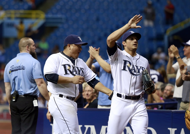 Rays vs. Yankees - 9/15/15 MLB Pick, Odds, and Prediction