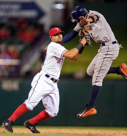 Texas Rangers vs. Houston Astros - 9/15/15 MLB Pick, Odds, and Prediction