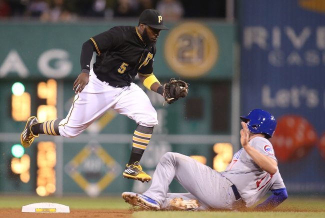 Pittsburgh Pirates vs. Chicago Cubs - 9/16/15 MLB Pick, Odds, and Prediction