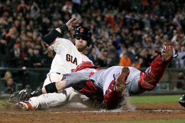 San Francisco Giants vs. Cincinnati Reds - 9/16/15 MLB Pick, Odds, and Prediction
