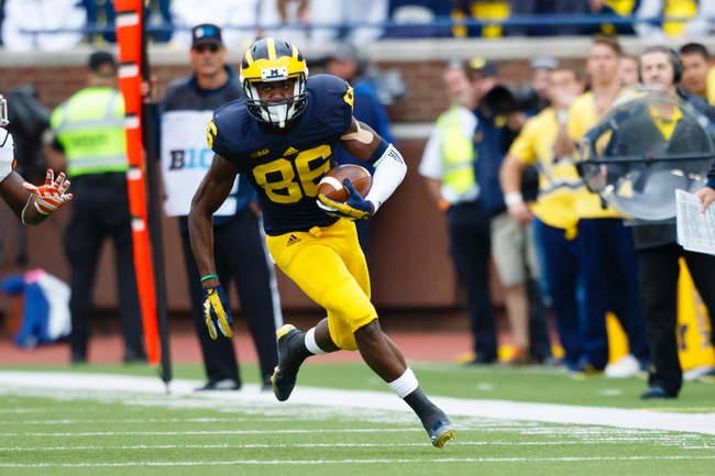 Northwestern Wildcats vs. Michigan Wolverines - 10/10/15 College Football Pick, Odds, and Prediction