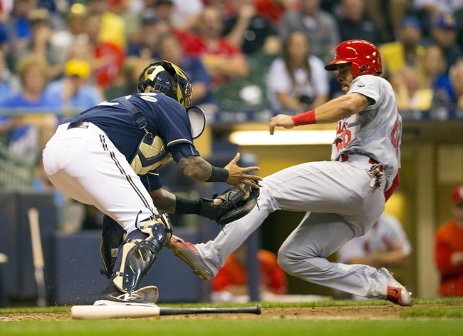 Milwaukee Brewers vs. St. Louis Cardinals - 9/17/15 MLB Pick, Odds, and Prediction